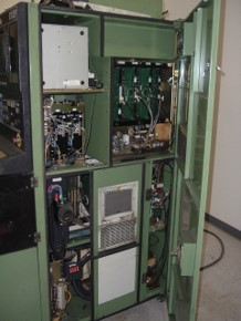 Sodick EDM Machine Before Replacing Parts